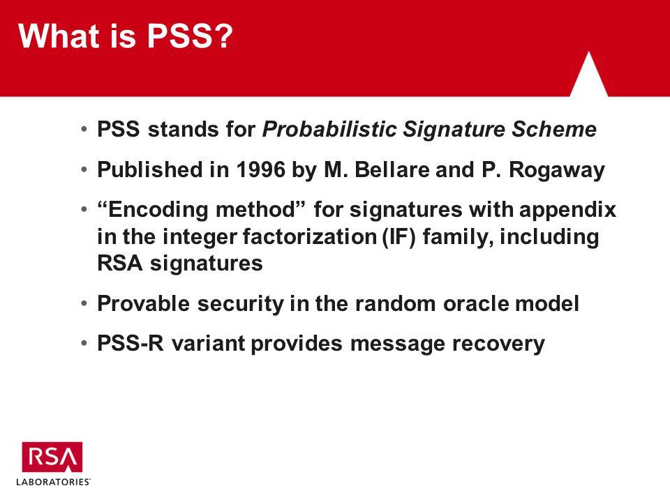 PKCS #1 v2 1: RSA Cryptography Standard Burt Kaliski, RSA