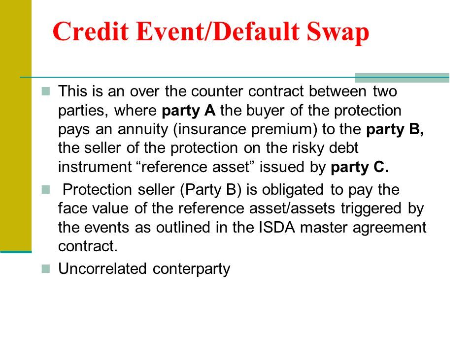 Credit Derivatives Pricing And Applications Exhibit 111 Global