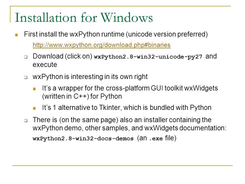 Winpdb—A Platform Independent Python Debugger - ppt download
