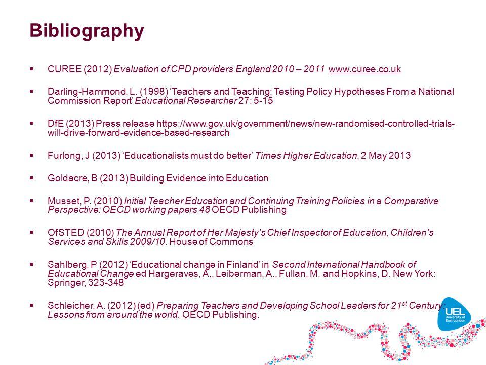 change second international educational handbook of