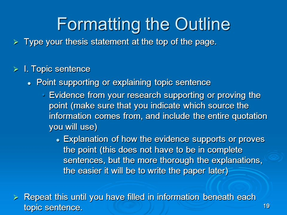 top college thesis statement help