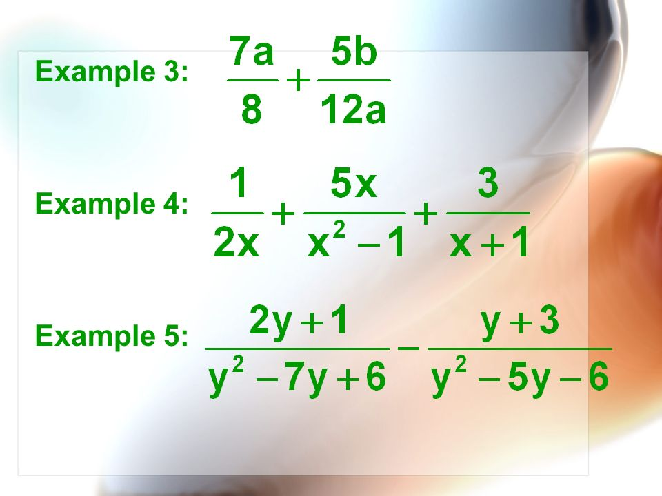 Adding/Subtracting Rational Expressions Mr. Peter Richard Will Be  Instructionalizing You On: - Ppt Download