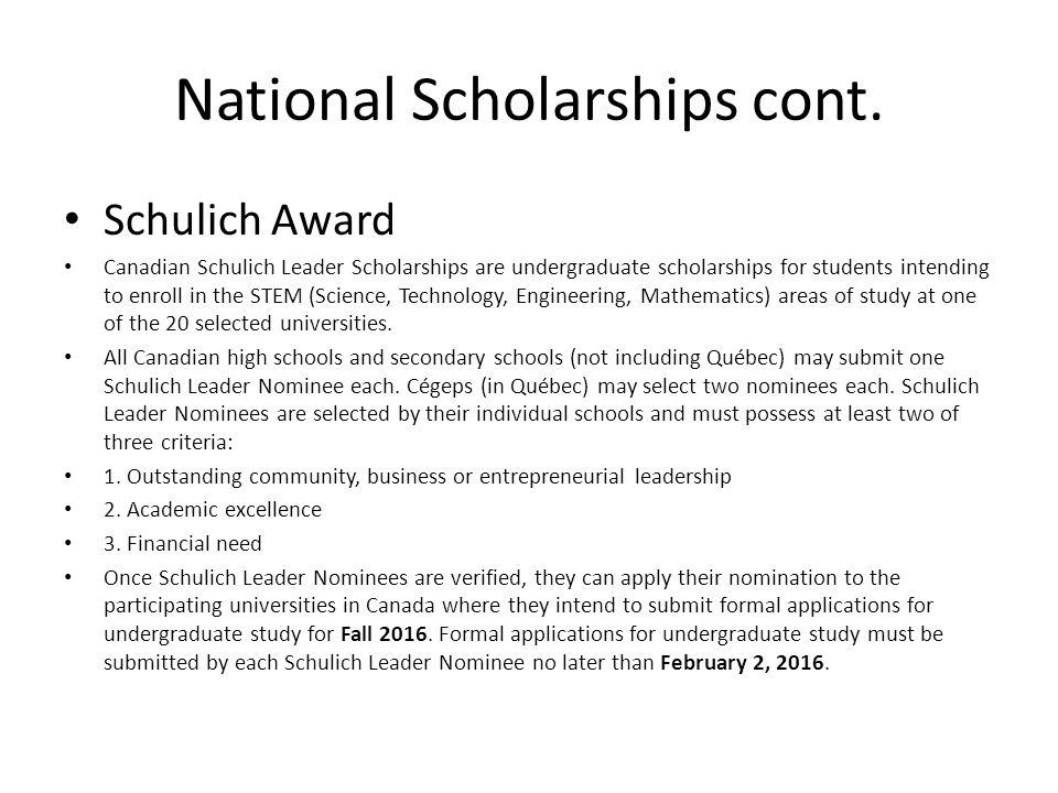 Scholarship information night gonzaga high school october 8th ppt