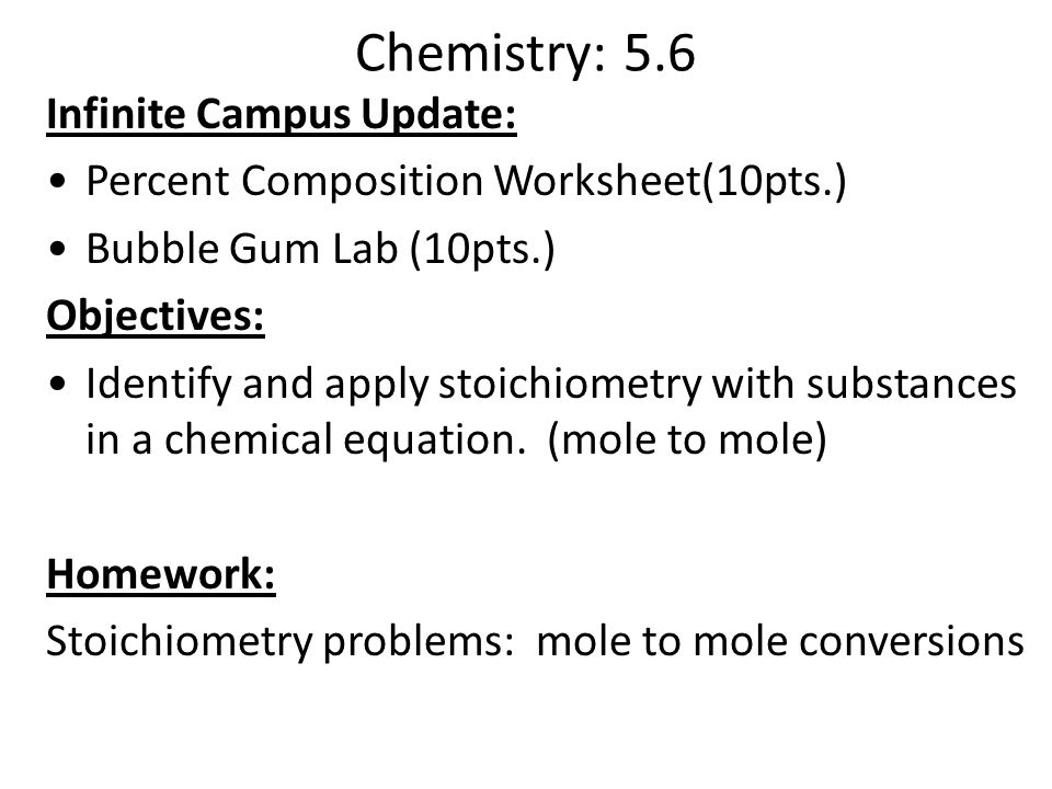 Printable Worksheets chemical reaction worksheets : Stoichiometry Objectives: Identify what stoichiometry is in ...