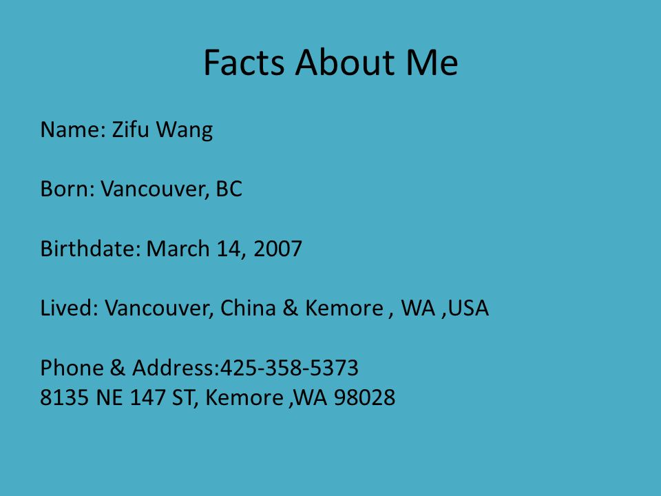 AII About Me Zifu  The Story Behind My Name My Chinese name