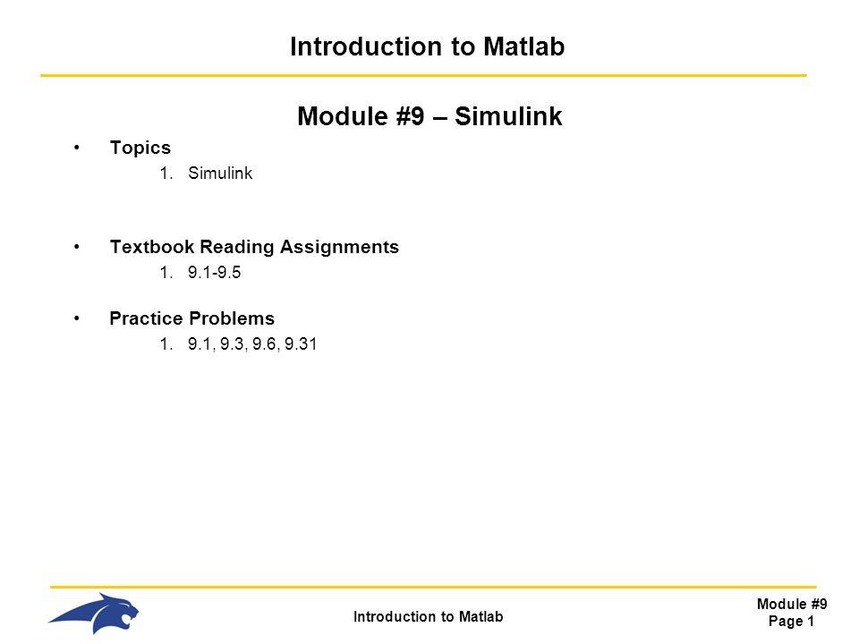 montessori module 10 assignment