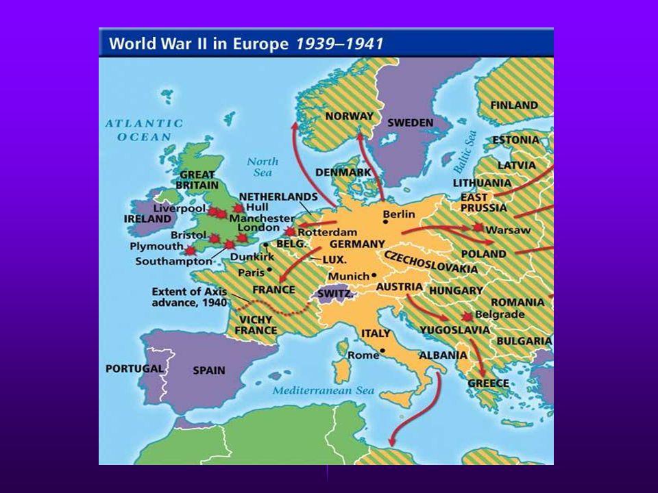 Netherlands World War Ii Map Activity | www.bilderbeste.com