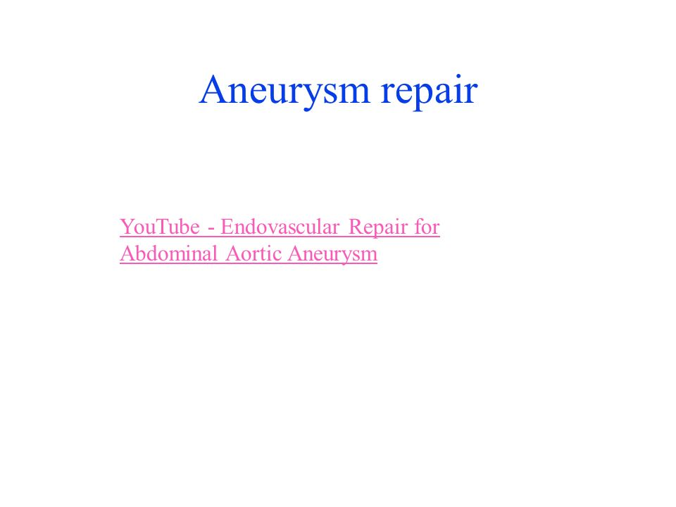 Valvular Heart Disease/Myopathy/Aneurysm By Nancy Jenkins. - ppt ...