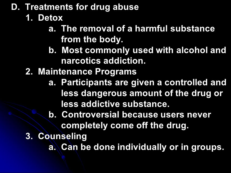 SECTION 4 – DRUGS AND CONSCIOUSNESS  Objective: Describe the