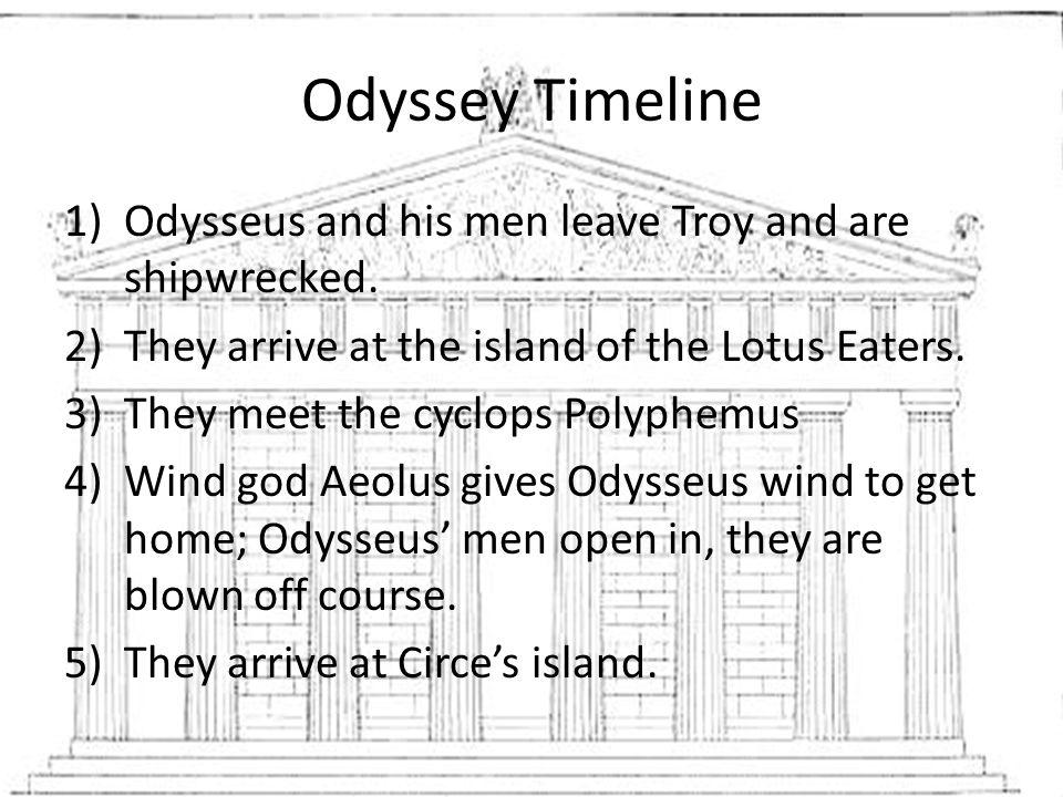 2 odyssey timeline