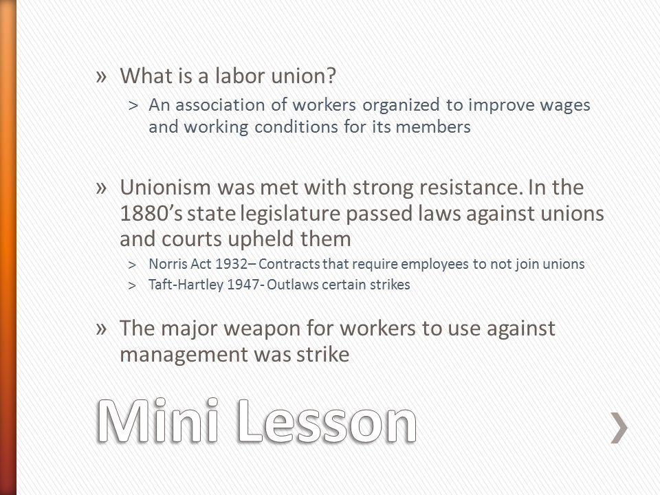 labour union advantages and disadvantages