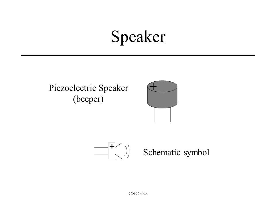 slide_16 the schematic symbol for a piezo speaker schema wiring diagram