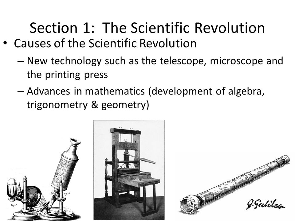 Chapter 17 Revolution and Enlightenment ppt download