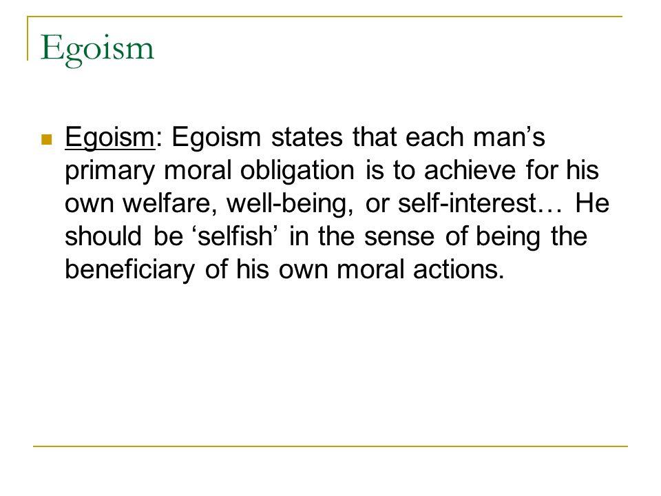 is prometheus an egoist in anthem