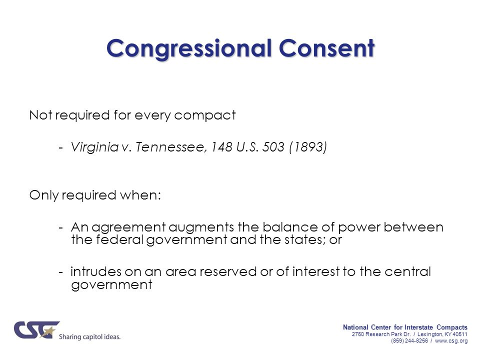 Interstate Compact For The Placement Of Children Federal Legislation