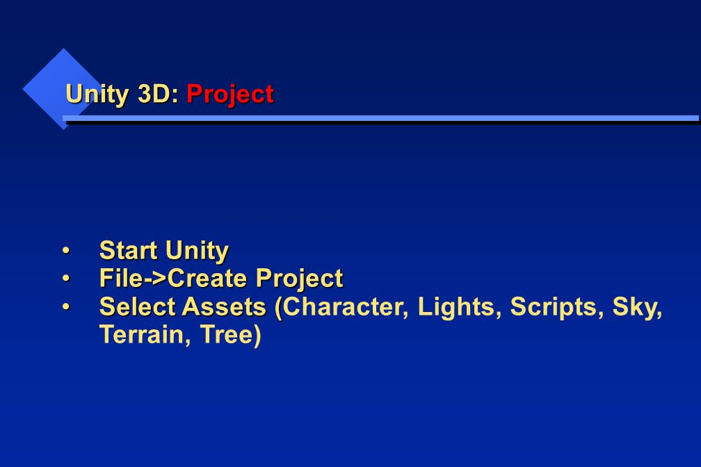 Yingcai Xiao Game Development with Unity3D  Outline IDE Engine
