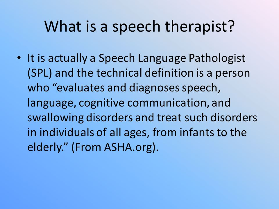 What Is Speech Pathology >> Teacher Academy Speech Therapy Katie Lanning What Is A