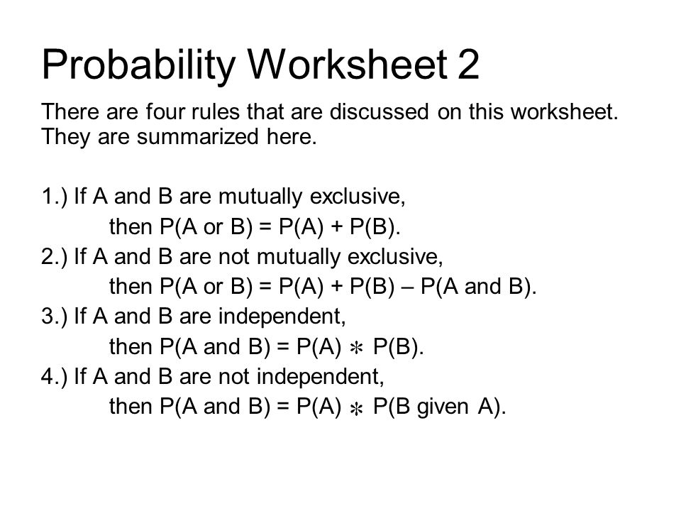 Probability Section 7 1  What is probability? Probability discusses