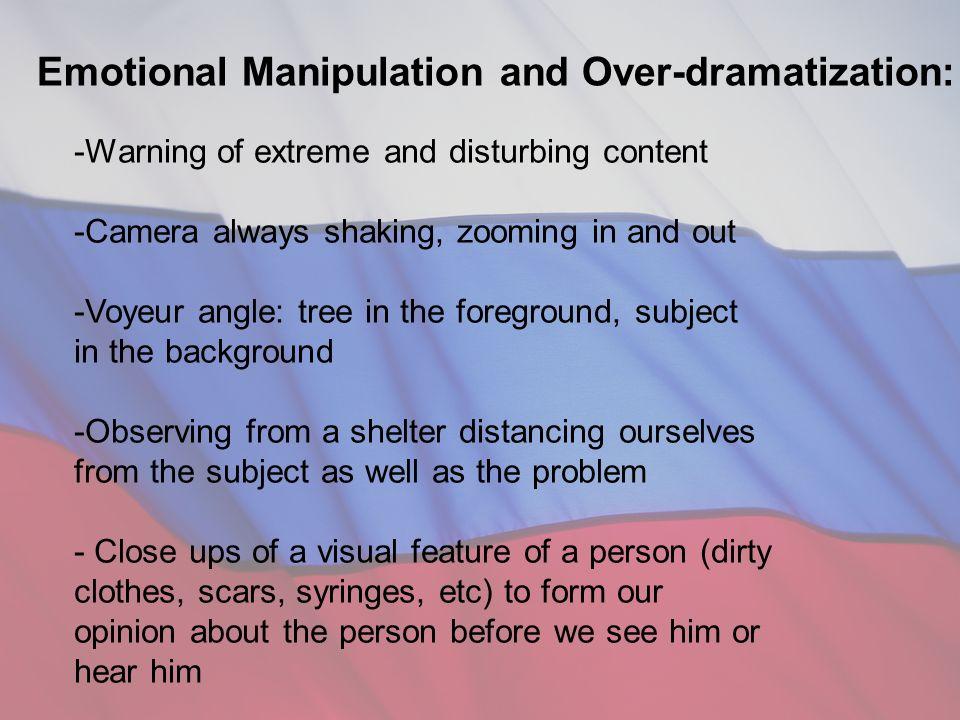 Krokodil: Russia's Deadliest Drug  Emotional Manipulation