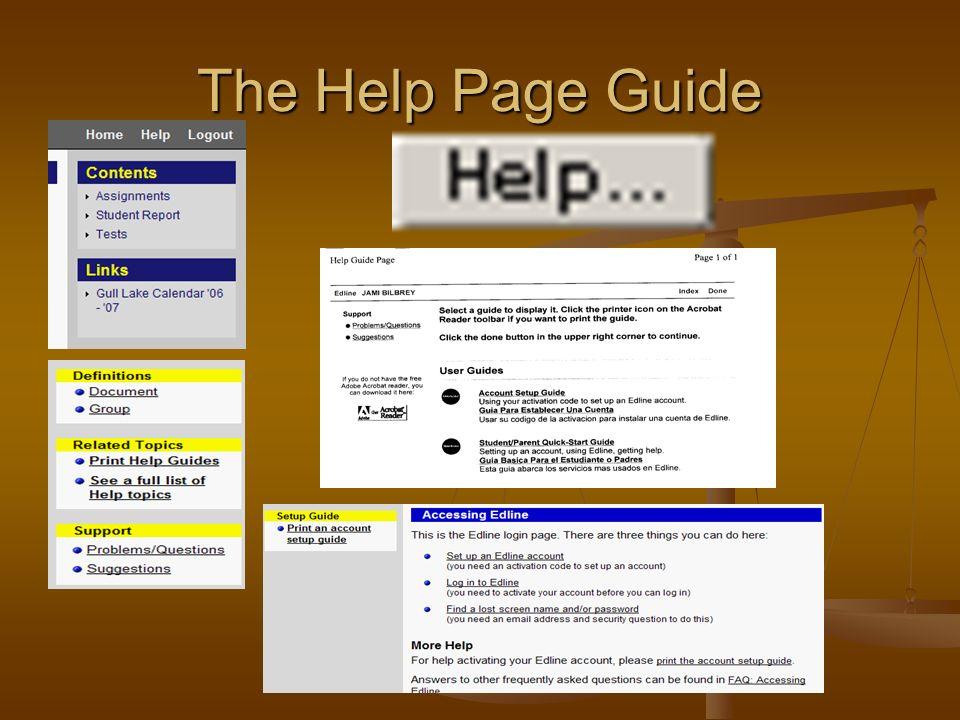 introduction to edline by mr bectel may 17 ppt download rh slideplayer com PCHS Edline Edline School Websites
