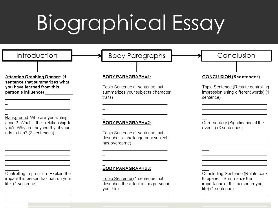 How To Write An Essay With A Thesis  Obesity Essay Thesis also Sample Essay Thesis Statement Biographical Narrative Part  Objectives Students Will Be  Samples Of Essay Writing In English