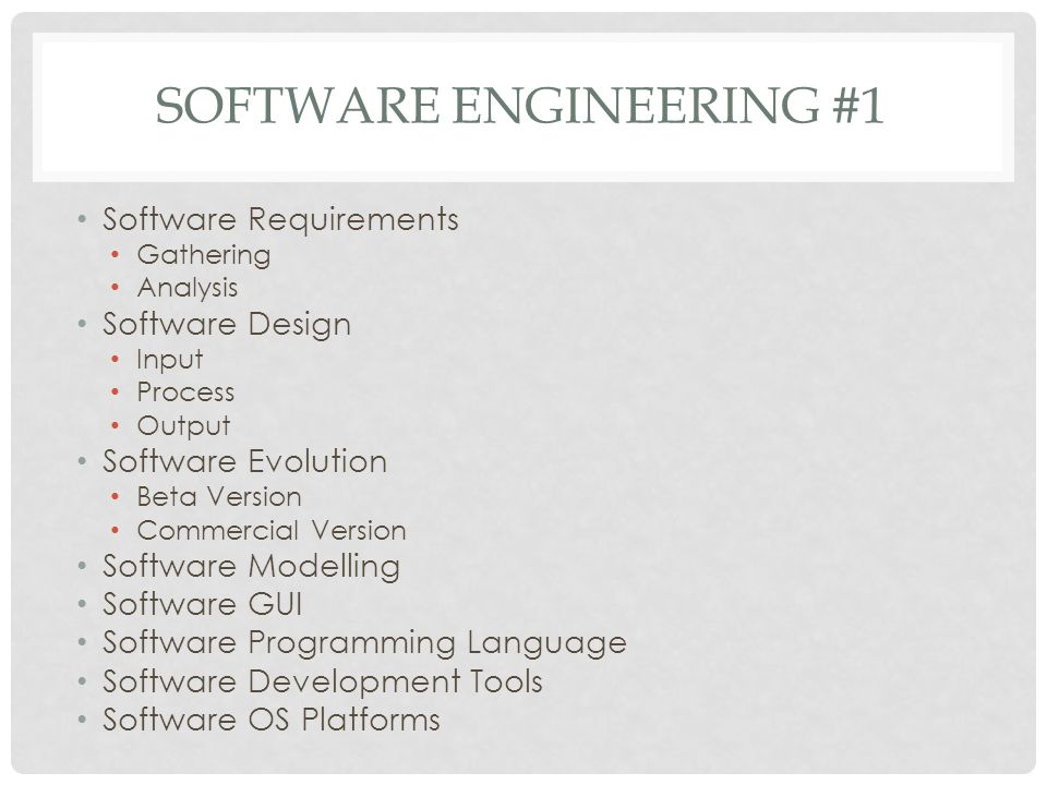 WEEK INTRODUCTION CSC SOFTWARE ENGINEERING Ppt Download - Software requirements gathering tools