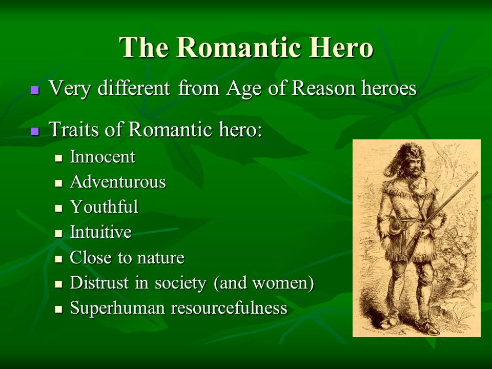 Romanticism traits