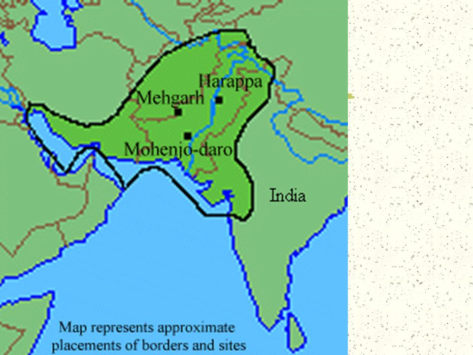 Harappa World Map.Harappa Civilization Indus River Valley Civilization 6000 Bce