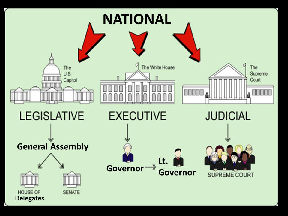 Legislativeexecutive National State Local County City Town Congress