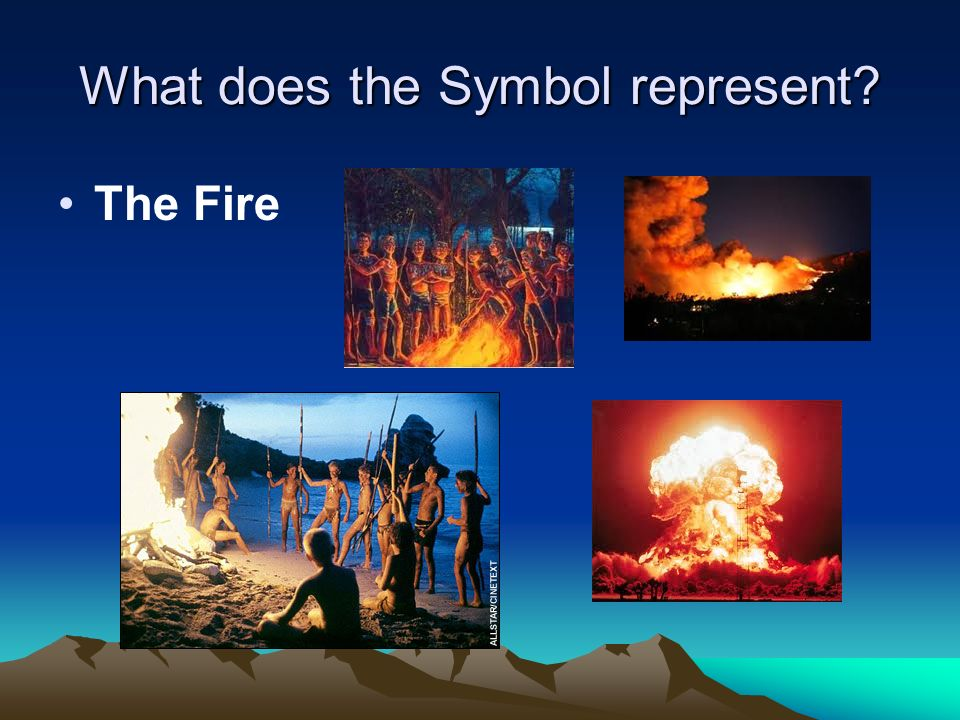 The Lord Of The Flies Symbols And Characters What Does The Symbol