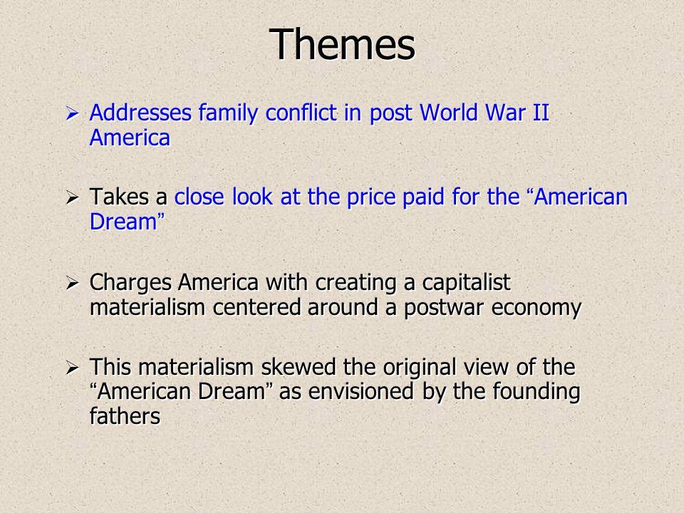 Death Of A Salesman Arthur Miller The American Dream Ppt Download