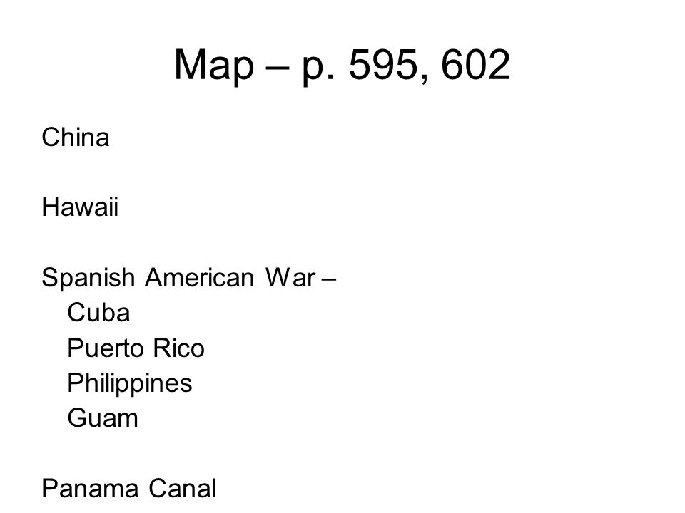 Spanish American War Philippines Map.Map P 595 602 China Hawaii Spanish American War Cuba Puerto