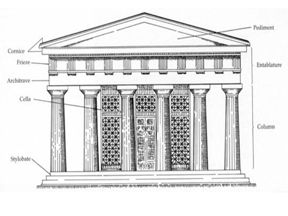 greek art iktinos and kallikrates bc the parthenon classical