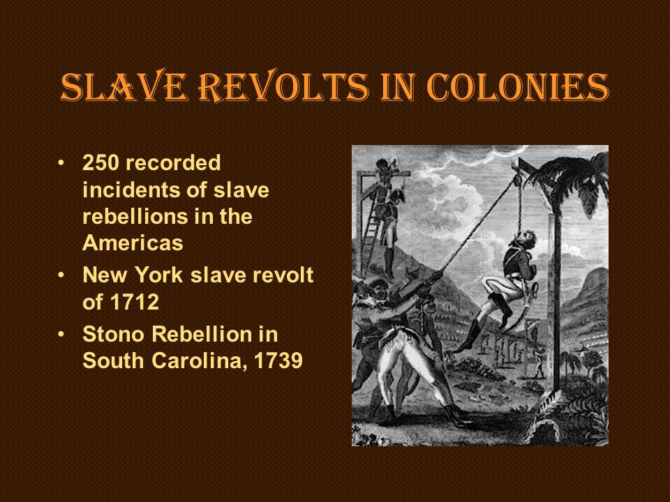 the demerara slave revolt essay In reply, the haitian slaves originally from africa revolted during the rebellion, the haitian slaves burned every plantation throughout the fertile regions this revolt has been considered both the best thing that haiti had ever experienced and also the most disastrous the haitian slave revolution was.