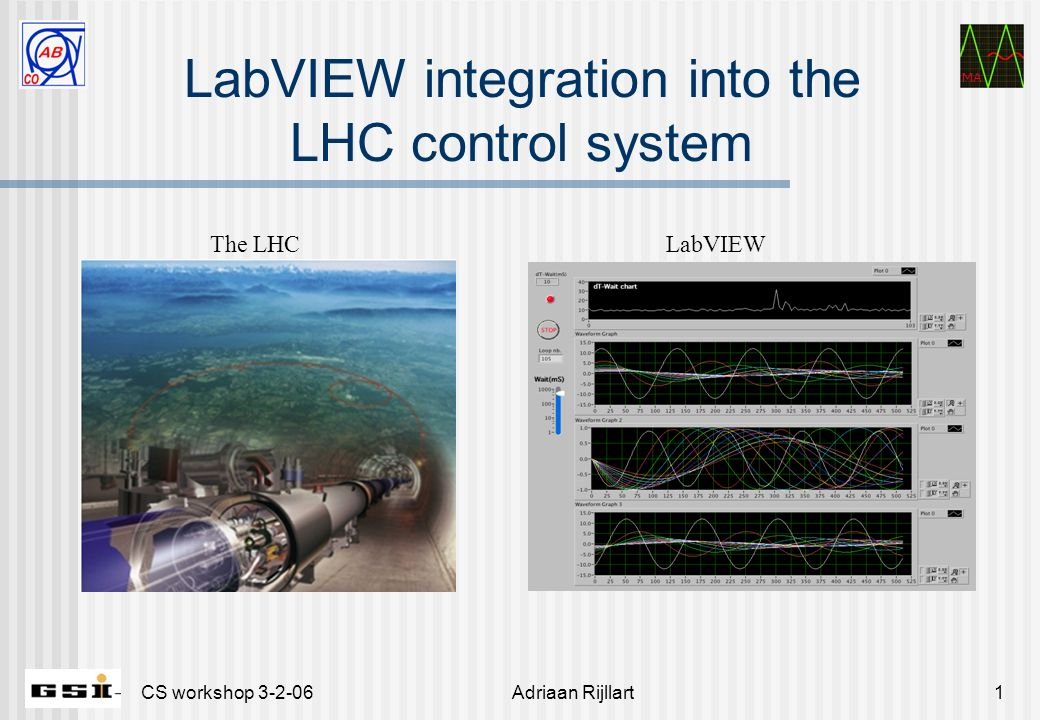 Labview Animation