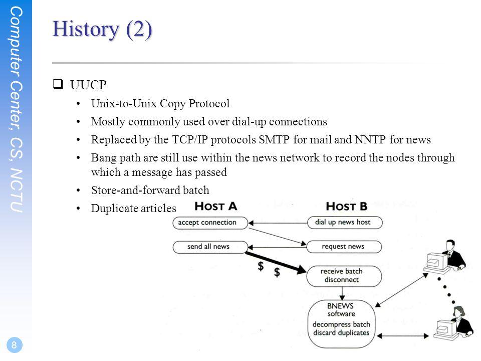 News Usenet 、 NetNews. Comput...