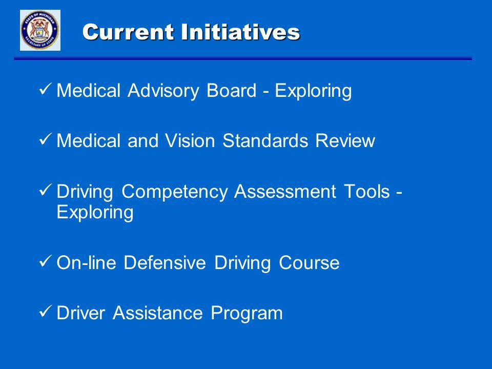 Mature driver reexamination program