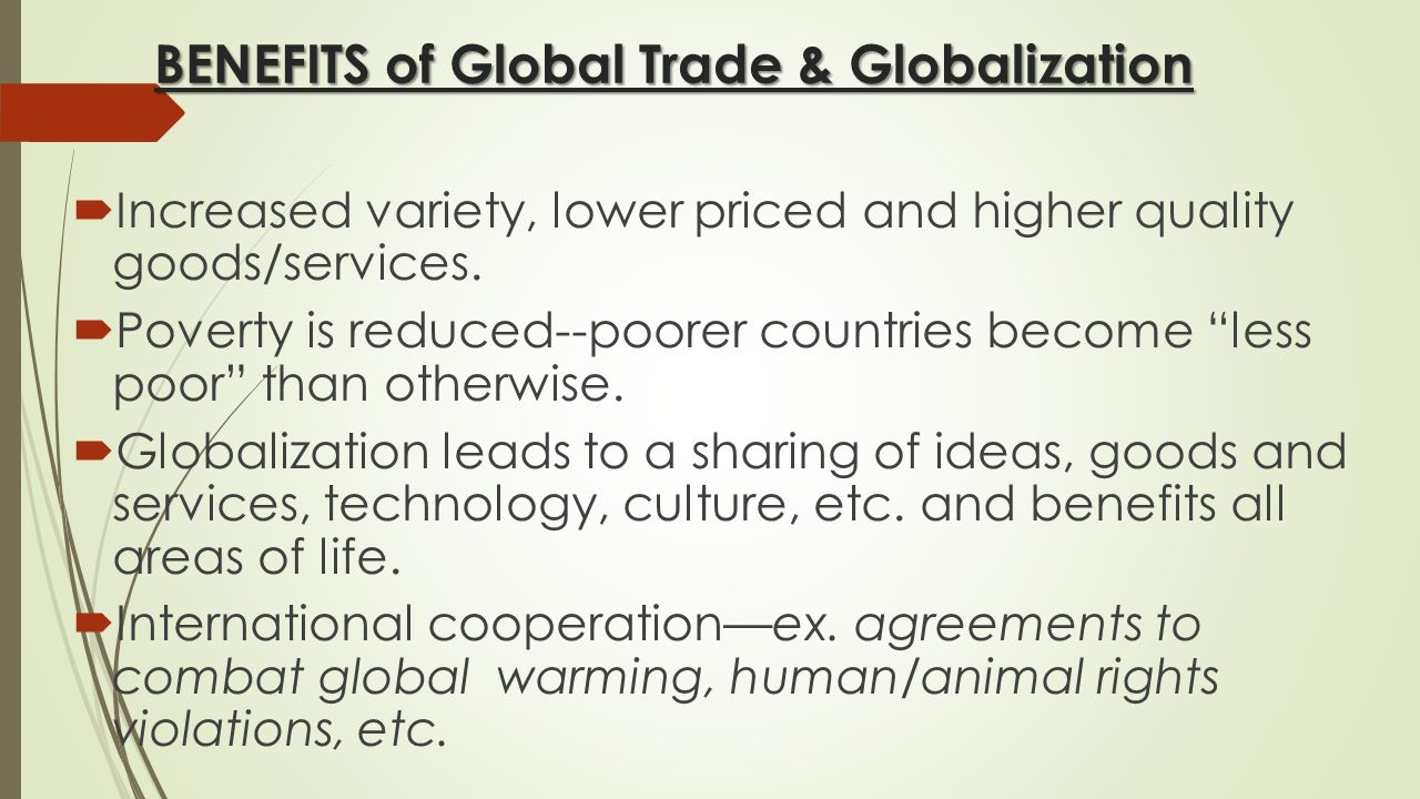 the trilemma of globalisation free trade fair trade or fear trade Free trade leads to free trade can be fair trade free and fair are powerful, often abused words when applied to the concept of trade in this essay, i will.