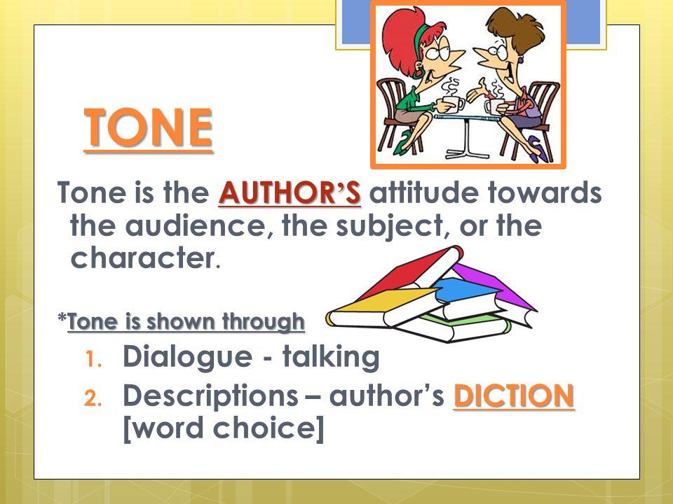 Mini Lesson Tone Diction 8 Th Grade Language Arts Ppt
