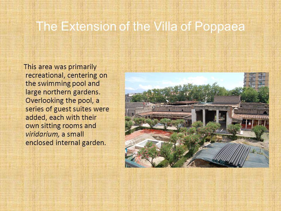 Pompeii House of the faun & Villa of Poppaea Oplontis PBM