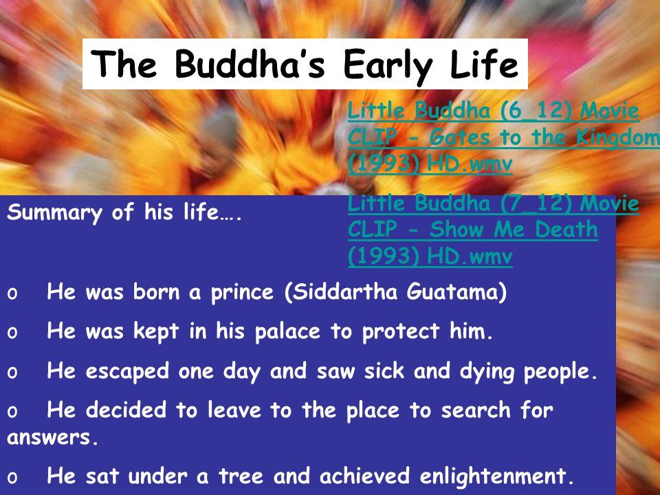 little buddha summary