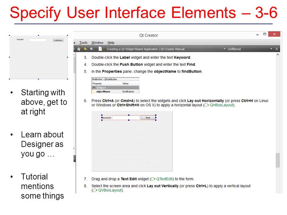 Creating a Qt Widget Based Application From Qt Creator