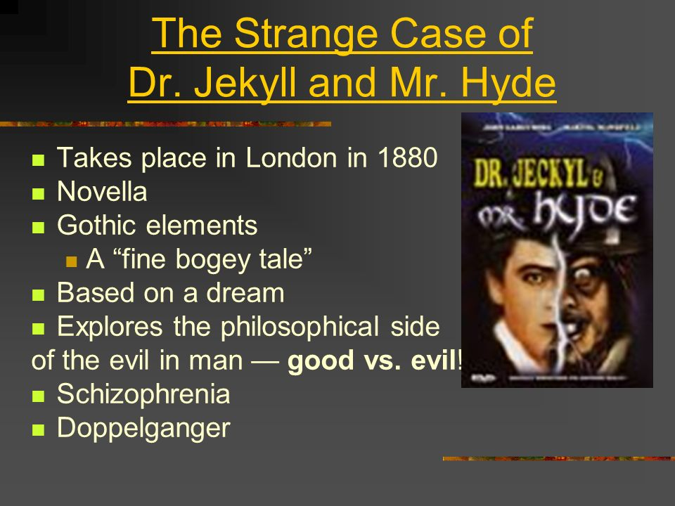 how does the description of jekylls laboratory add to the gothic atmosphere of jekyll and hyde