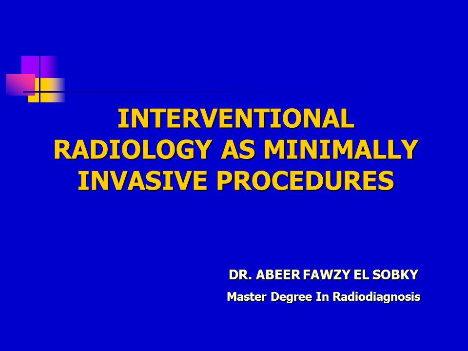 Dr Abeer Fawzy El Sobky Master Degree In Radiodiagnosis