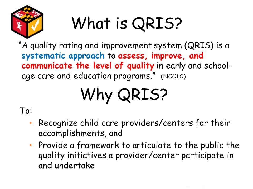 What is QRIS.