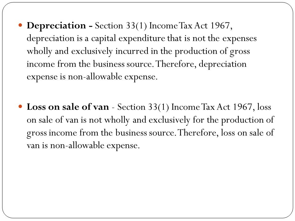 Section 33 1 Income Tax Act