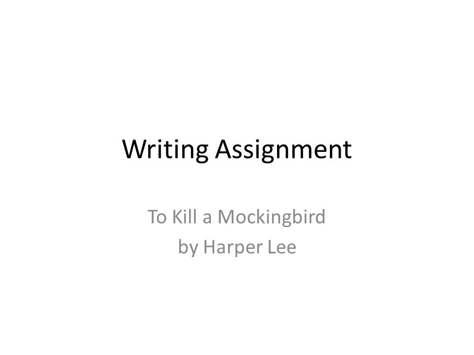 theme writing assignment