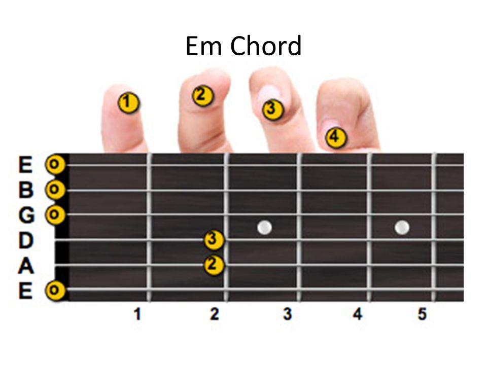 G Chord G Major Guitar Chord Fingering C Chord D Chord Ppt Download