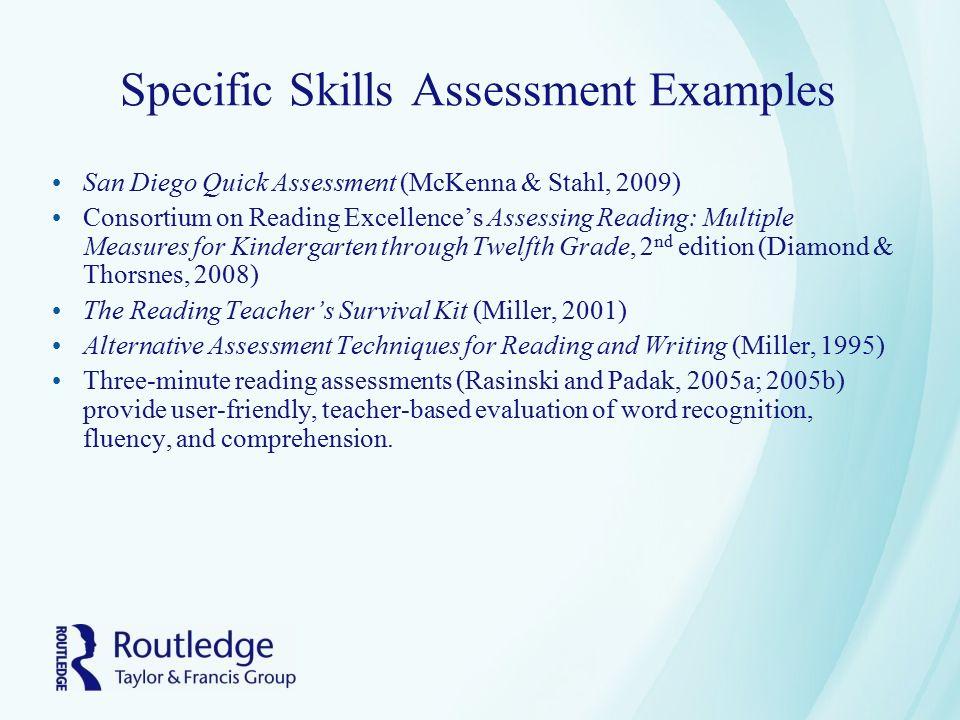 Chapter 4 Informal Assessment Informing Instruction Ppt Download