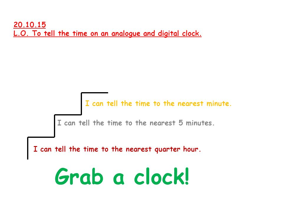 Time Worksheets analogue to digital time worksheets : Lesson L.O. To identify units of time. On your tables, match the ...